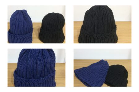 RE-SPECKTED KNIT CAP