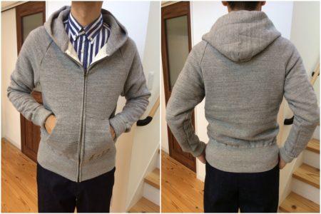 【続】Sweatshirt made in Japan