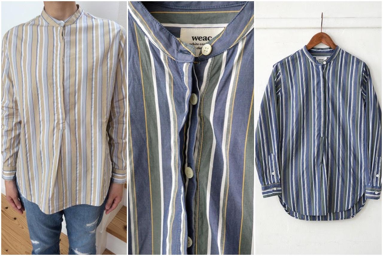 Pulloever shirt