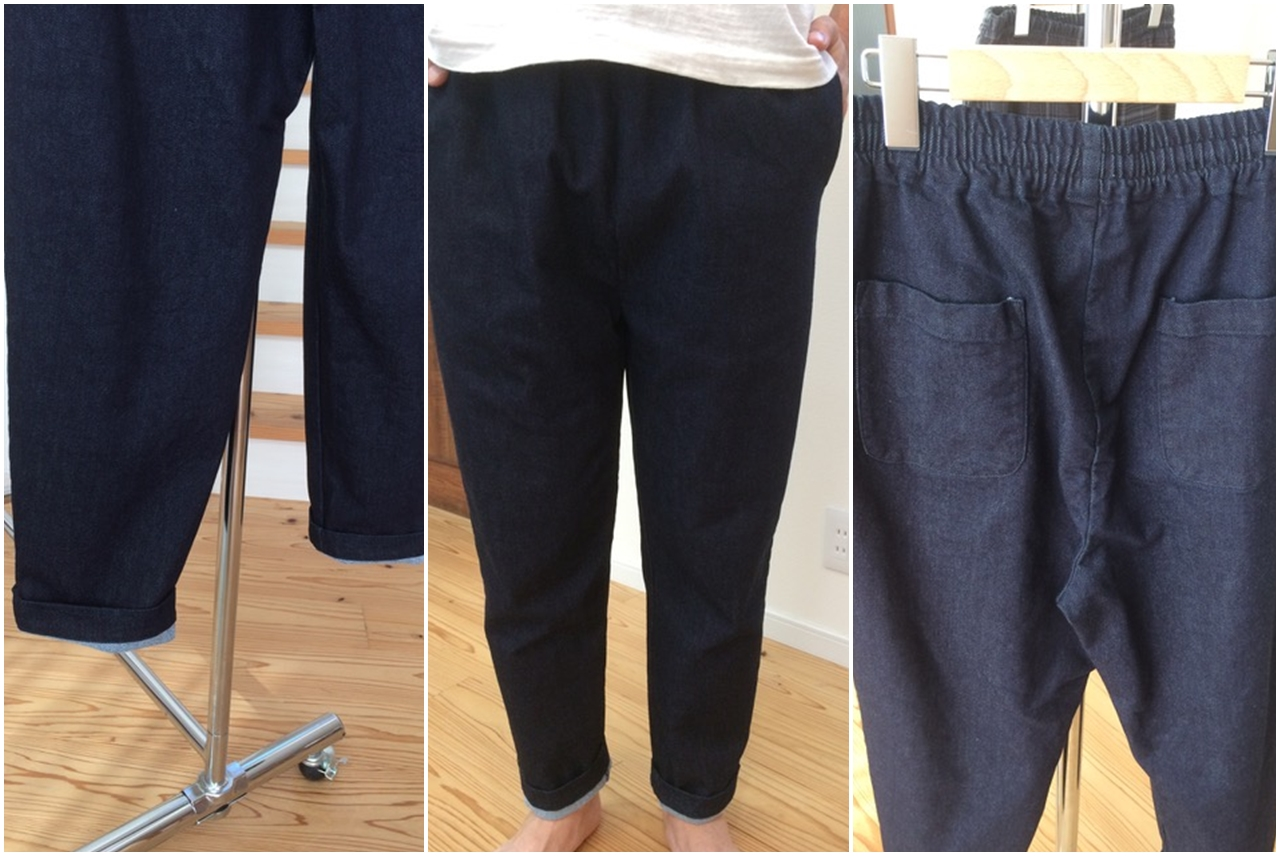 RELAX PANTS②